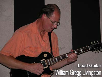 William Gregg Livingston-Lead Guitar
